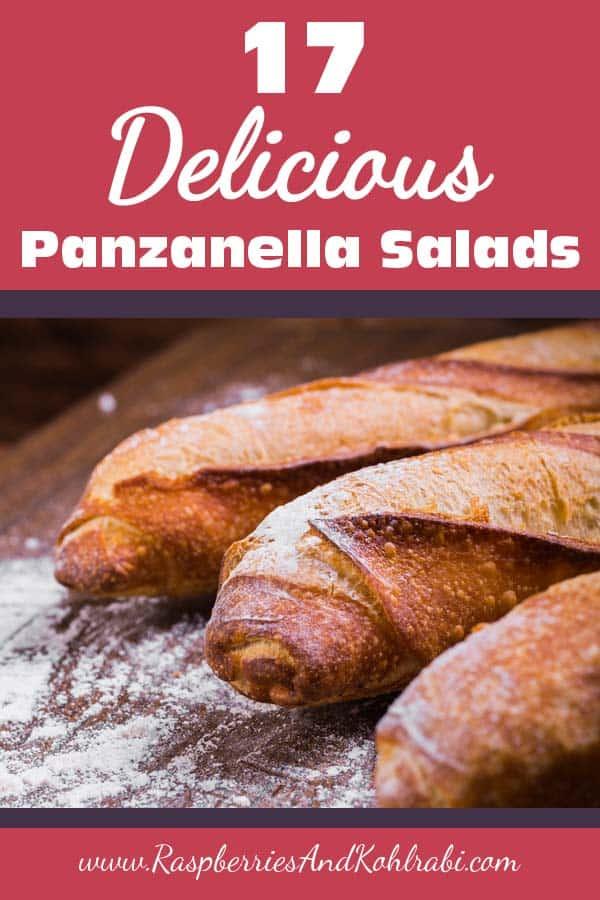 Panzanella Salads