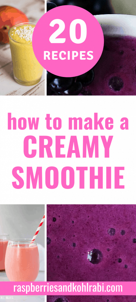 Smoothie Pinterest Image
