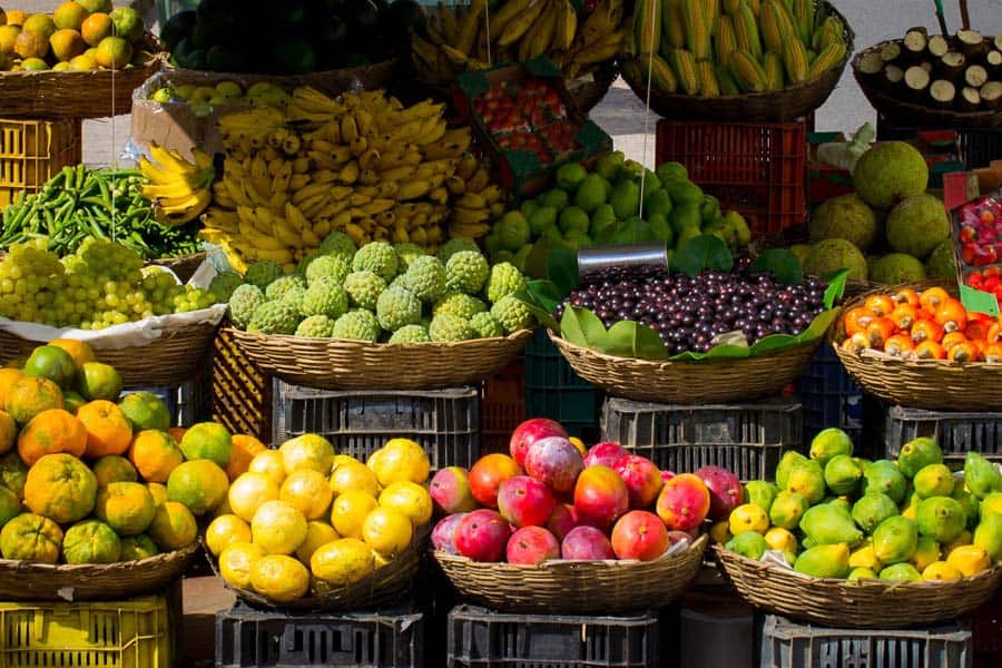 Fruit at Farmers Market