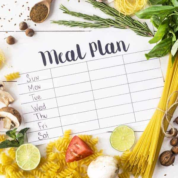 8 Tips to Help You Stick to a Meal Plan
