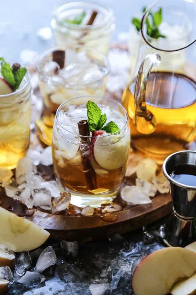 Harvest Cider Mojito