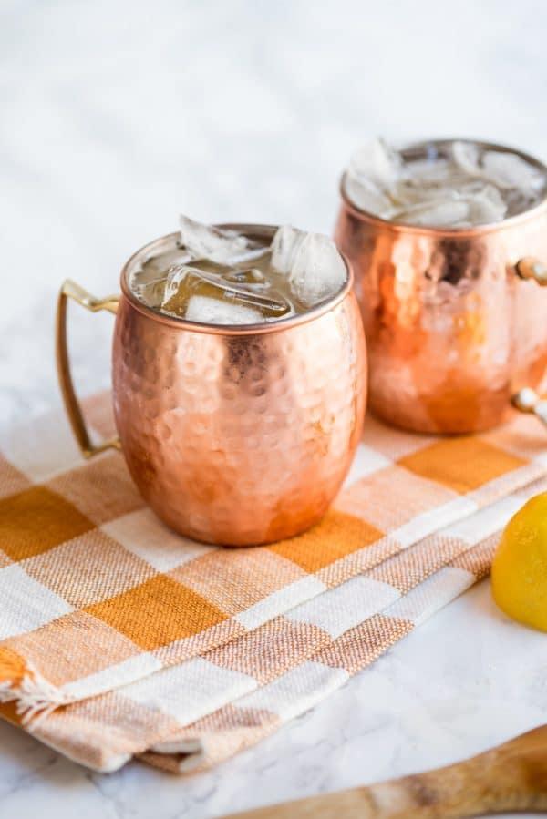 Pumpkin Spice Hard Cider