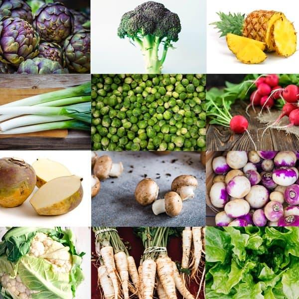March Seasonal Produce Guide