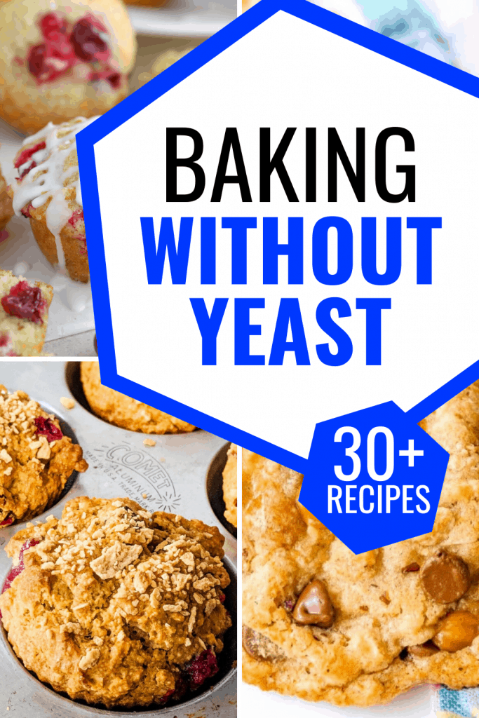 Baking without yeast