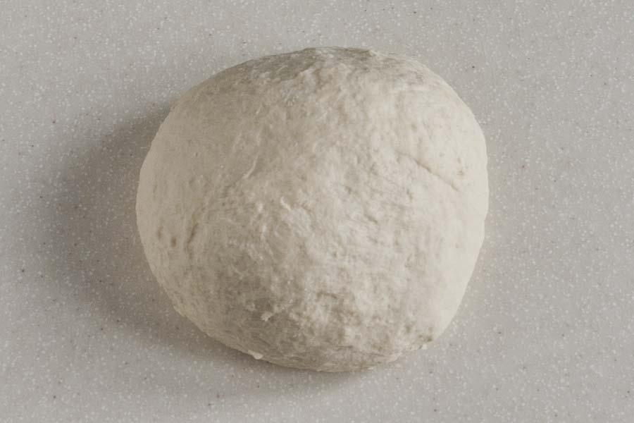 Sourdough Discard Dough Ball